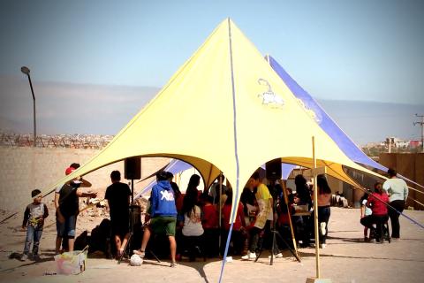 [VIDEO] Alto Hospicio, Casa Salesiana abierta a la comunidad