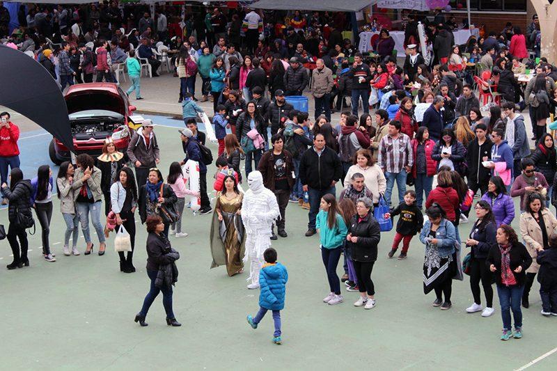 Así fue el Día de la Familia en Concepción