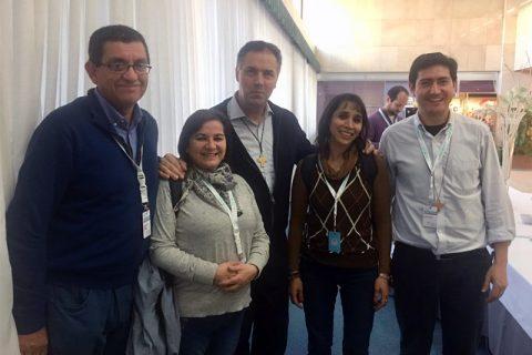 Participación chilena en el Congreso Internacional Salesiano de Pastoral Juvenil y Familia