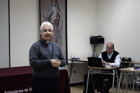 Directores Salesianos proyectan el 2018