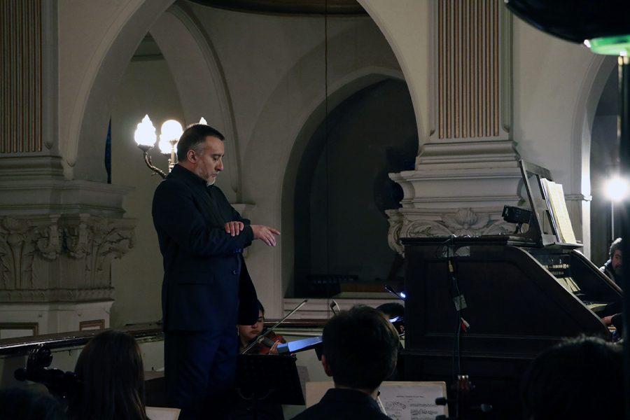 Concierto Sinfónico en el Santuario de María Auxiliadora