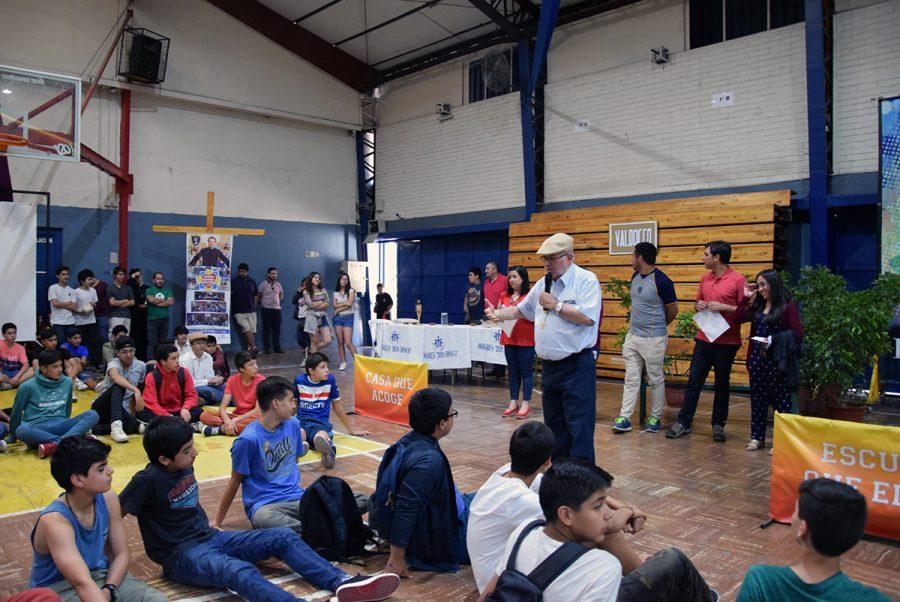 Alumnos de Talca vivieron experiencia Valdocco