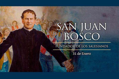 Fiesta Don Bosco: celebrar la misión de educar y evangelizar