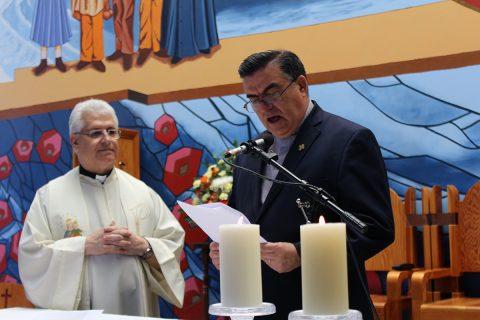 P. Juan Bustamente, Nuevo Director en Antofagasta