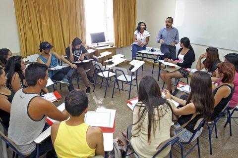 UCSH: Acompañar el desarrollo cristiano de los estudiantes