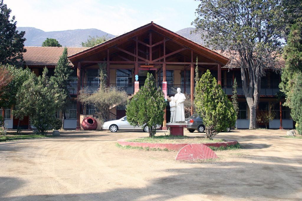 escuela agricola Catemu