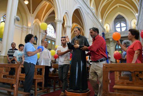 Fiesta de Don Bosco en Talca