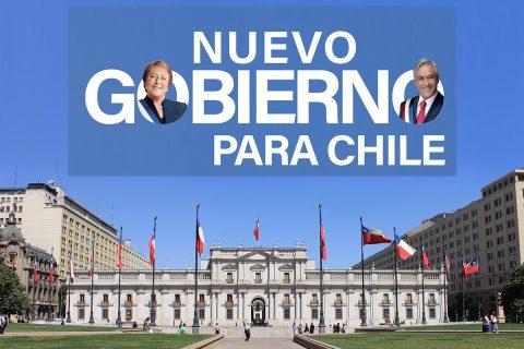 Nuevo gobierno para Chile