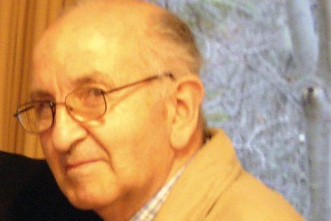 Fallece hermano salesiano Javier Cruz