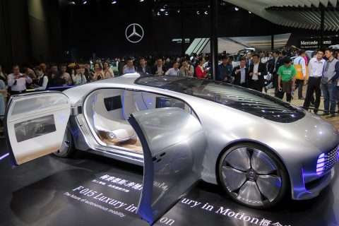 Conducción Autónoma, Modalidad del Futuro