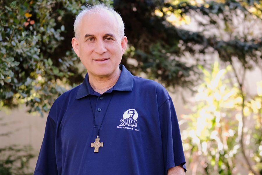 Llega a Chile el P. Guillermo Basañes para realizar visita extraordinaria