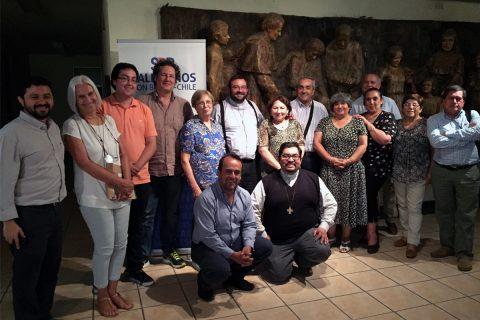 Provincial se reúne con representantes de la Familia Salesiana