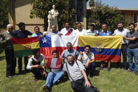 Integración Comunitaria en el Teologado de Lo Cañas