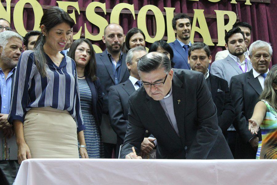 Convenio en Antofagasta: Inclusión y desarrollo donde más se necesita
