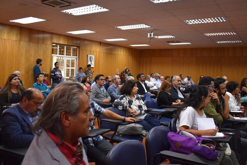Lanzamiento de la Jornada Mundial de Jóvenes Panamá 2019 en la UCSH