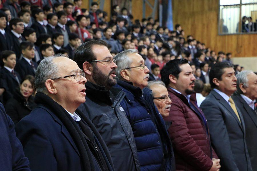Visita a Punta Arenas: Familia unida por un solo carisma