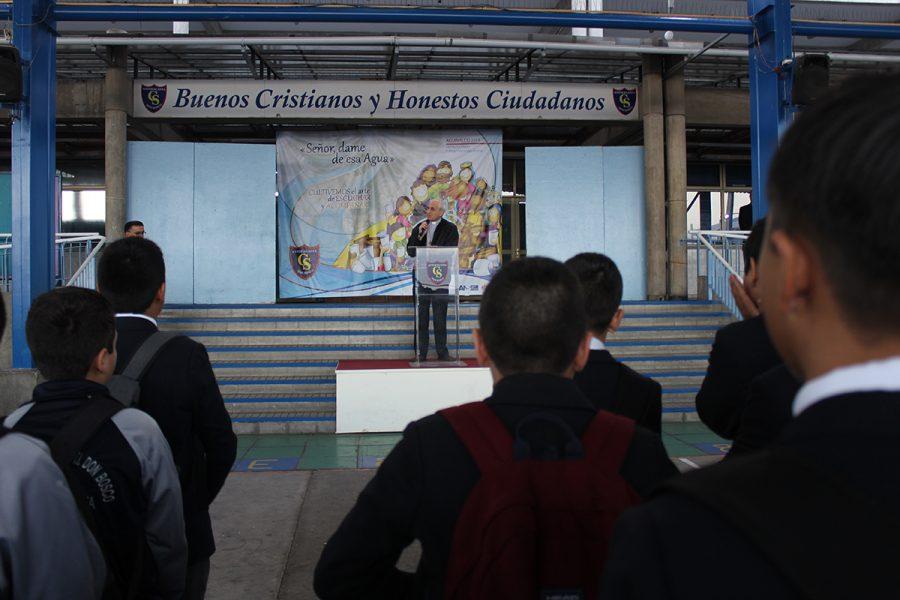 P. Basañes en Antofagasta: Convivencia y Comunicación mediante el Sistema Preventivo