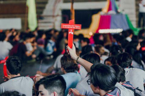 """[VIDEO] Inicio del MJS 2018: """"Somos Constructores de la Iglesia"""""""