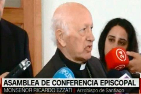Cardenal Ezzati: Pido disculpas, sin duda alguna, nunca ha estado en mí el querer ofender a nadie