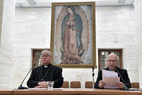 [VIDEO] Declaración de los obispos de la CECH en Roma