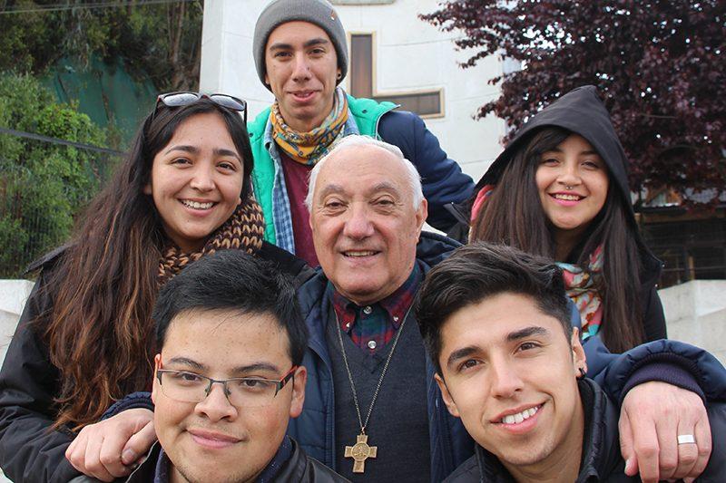 Familia Salesiana Relanzamiento Carismático