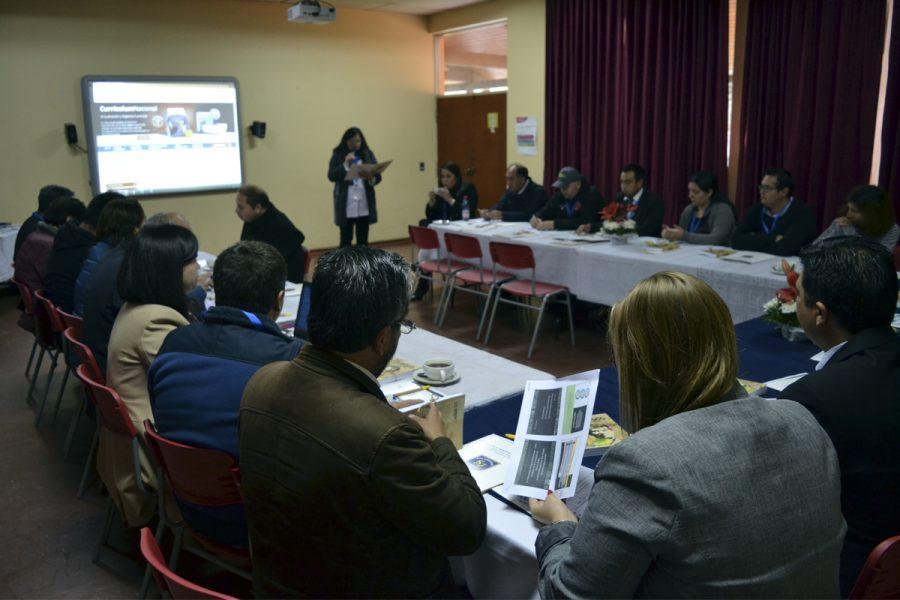 Catemu: Trabajo con empresarios agrícolas
