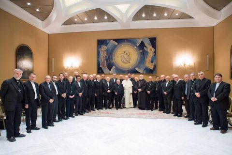 Declaración de la Santa Sede por encuentro de Obispos