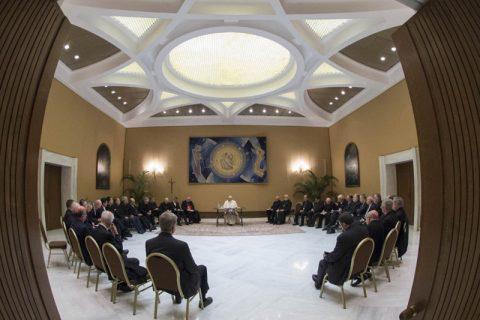 Declaración del portavoz de la Santa Sede por encuentro del Papa con Obispos chilenos