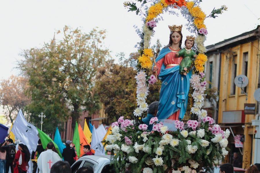 [VIDEO] Una iglesia que camina junto a María