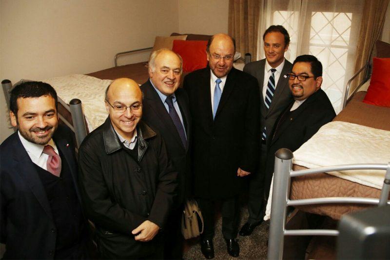 Un nuevo albergue para niños de Fundación Don Bosco