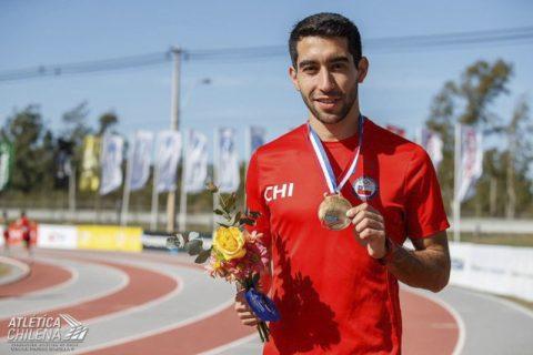 Exalumno salesiano logra plata en Juegos Sudamericanos 2018