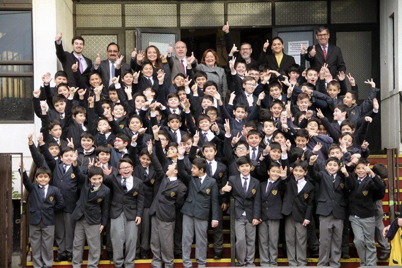 Alumnos de cuarto básico mejoran en SIMCE 2017