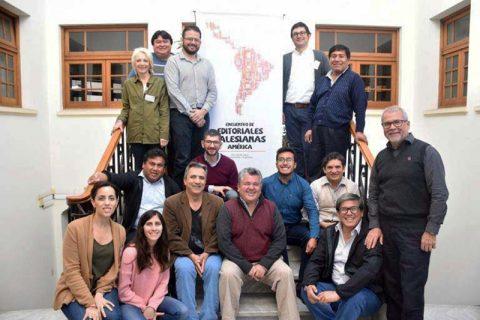 Trabajo en sinergia de las Editoriales Salesianas de América