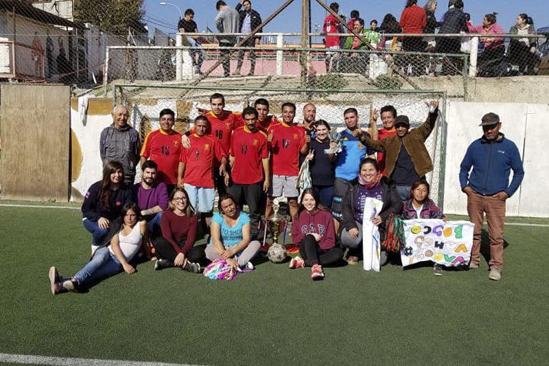 Fundación Don Bosco campeón Copa Calle