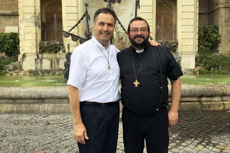 """P. Carlo Lira: """"Profundizar en el servicio que el Señor me ha encomendado"""""""
