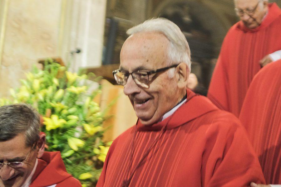 """Muy contento de ser sacerdote salesiano"""