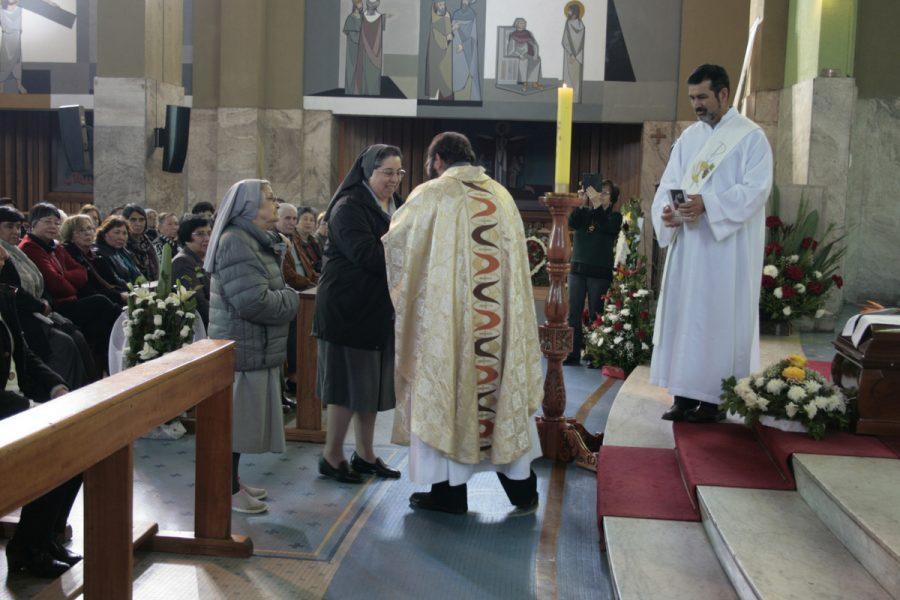 """P. Teodoro Nieto: """"Por la gracia de Dios soy lo que soy"""""""