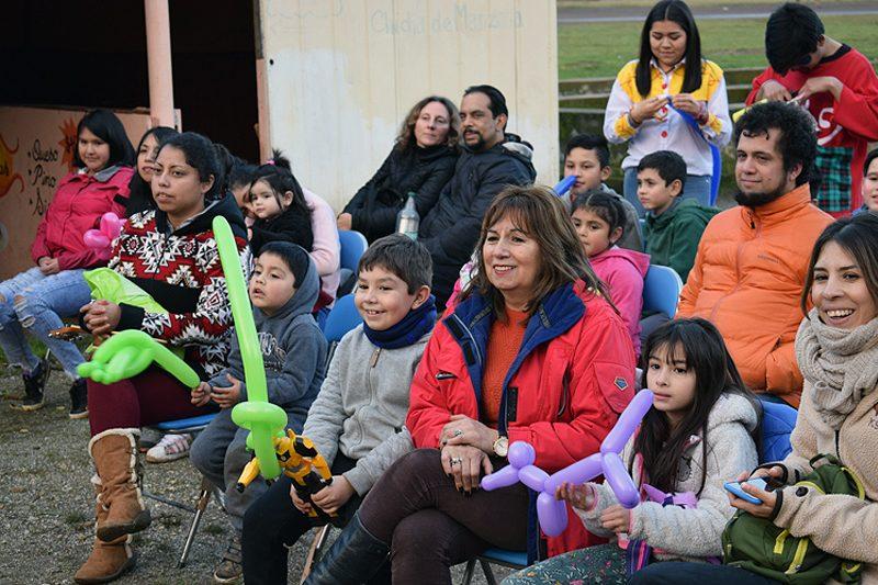 Misión de invierno en Valdivia