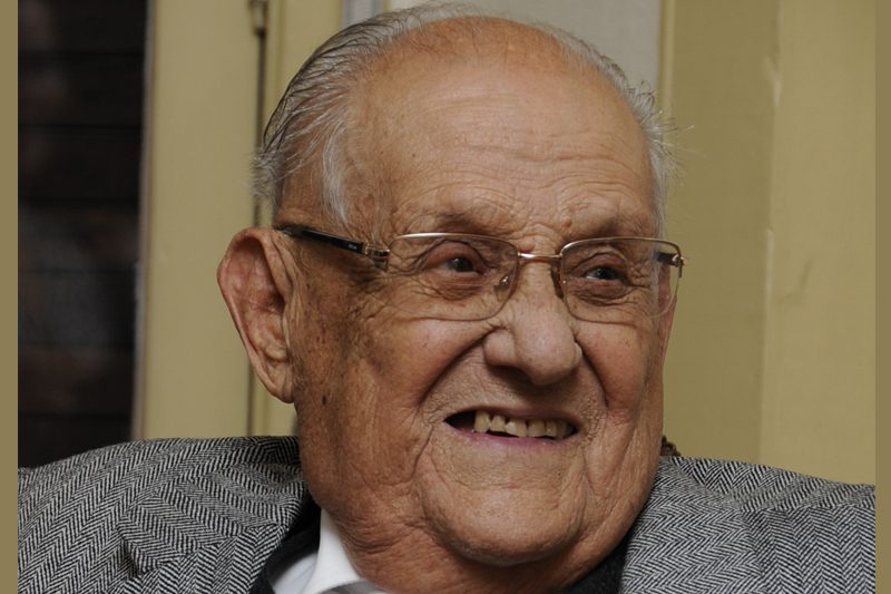 Adiós a Salesiano Cooperador Fernando Castro