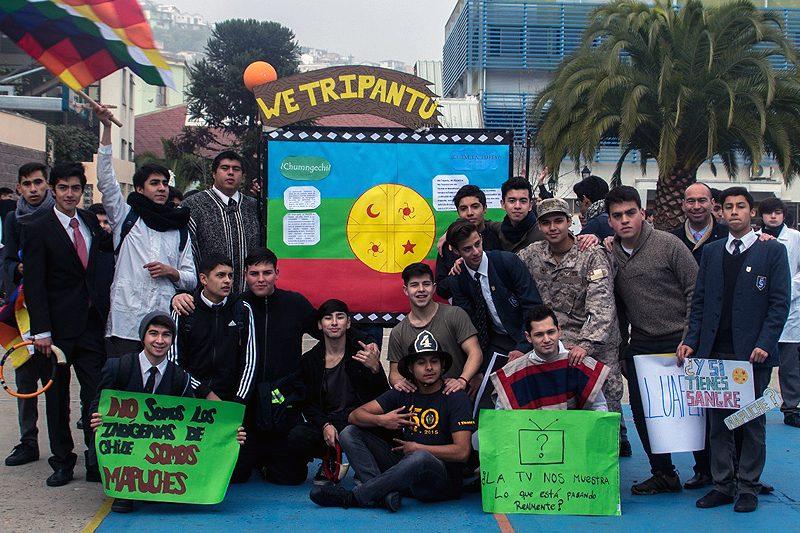 Día Nacional de los Pueblos Originarios en Valparaíso