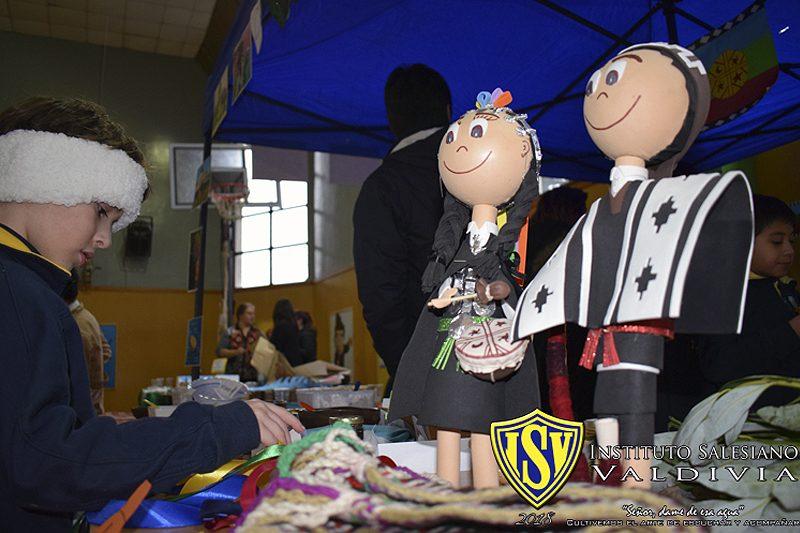 Día nacional de los Pueblos originarios en Valdivia