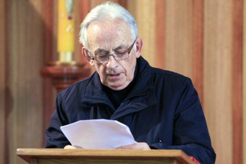 P. Mario Scomparin condecorado con la Cruz Apóstol Santiago