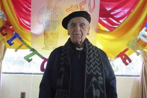 Fallece P. Teodoro Nieto, salesiano más longevo de Chile