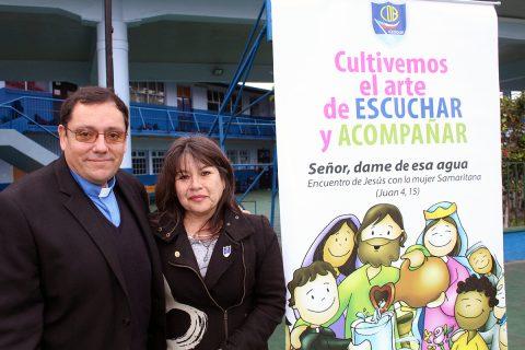 Asume nueva rectora de Colegio Salesiano de Iquique