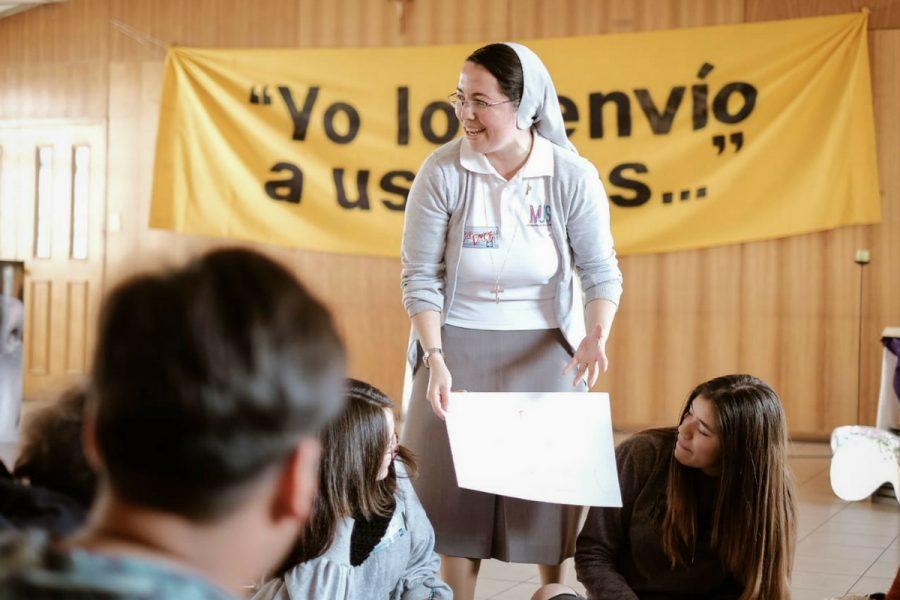 Los jóvenes viven la dimensión misionera