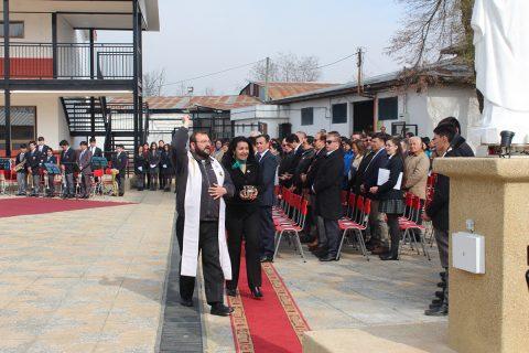 Mejoras estructurales para la comunidad Salesiana de Linares