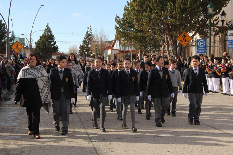 Semana Salesiana Liceo Monseñor Fagnano