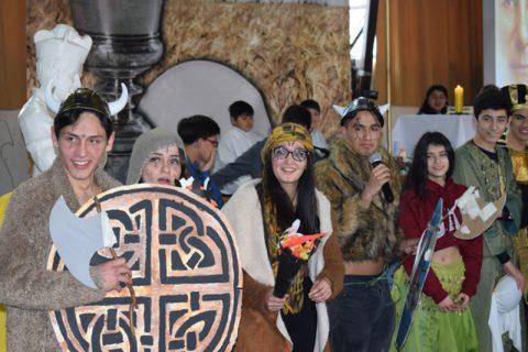 Inauguración Semana Salesiana en Valdivia