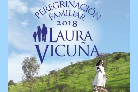 Peregrinación familiar Laura Vicuña