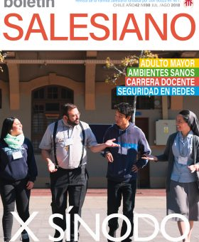 Boletín Salesiano n198